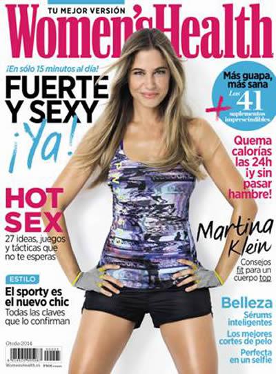 Martina Klein Womens Health