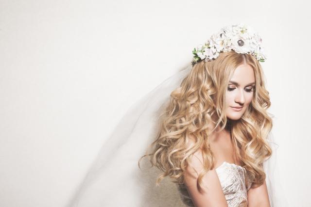 Peinados para bodas en otoño