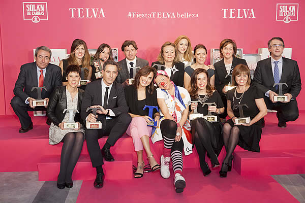 Premios Telva Belleza 2015