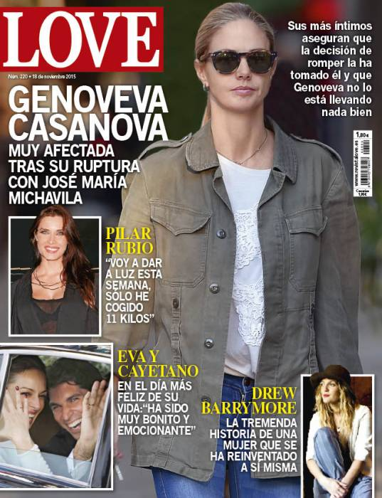 portada revista love